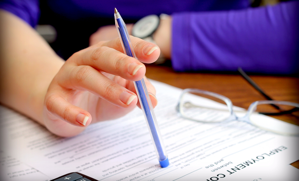 Drawing up an employment contract - checklist