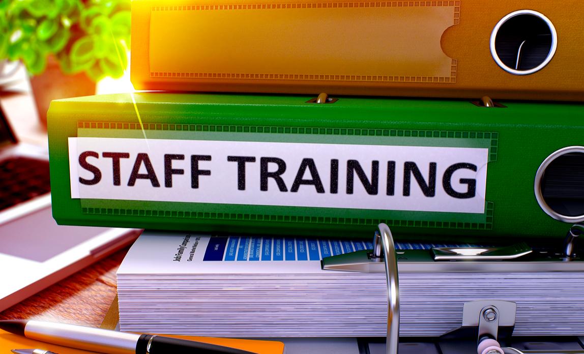 Identifying training needs - checklist