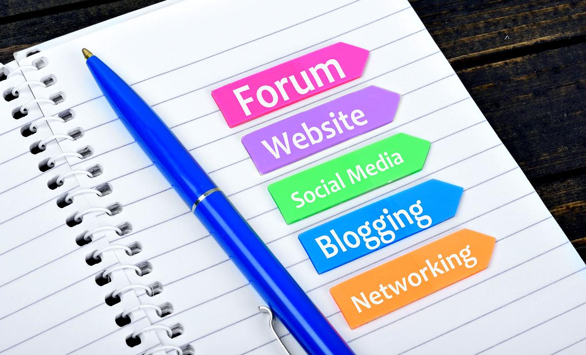 Managing your online presence - checklist